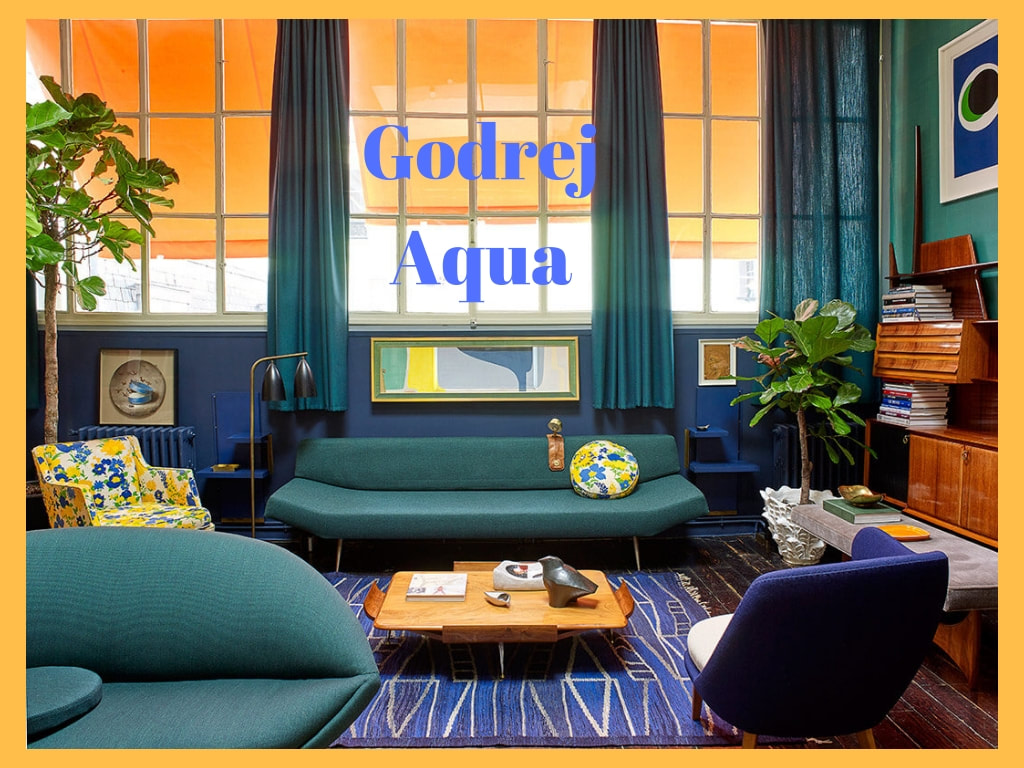 Godrej Aqua Residential Apartment